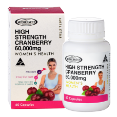 High Strength Cranberry 60,000mg 60 caps
