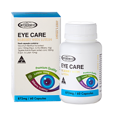 Eye Care Bilberry 10,000 + Lutein 872mg 60 caps