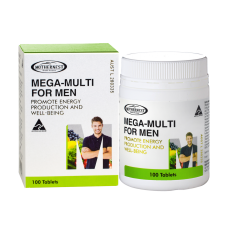 Mega Multi for Men 100tabs