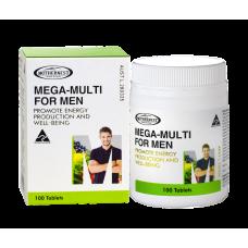 Mega Multi for Men 100tabs