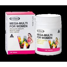 Mega Multi for Women 100 tabs