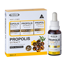 Propolis Non Alcohol Propolis Extract 30ml x 3 pack