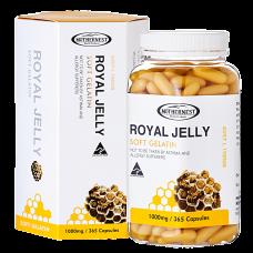 Royal Jelly Softgel 1000mg 365caps