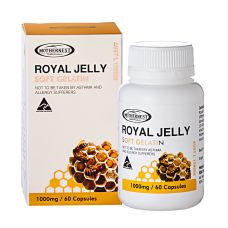 Royal Jelly Softgel 1000mg 60caps