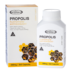 Propolis Softgel 500mg 365caps