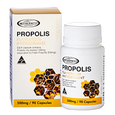 Propolis Softgel Capsules 500mg 90caps