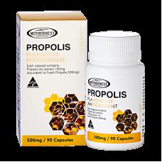 Propolis Softgel Capsules 500mg 90caps