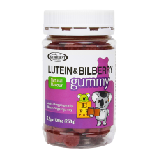 Gummy Lutein with bilberry 2.5g*100ea 250g