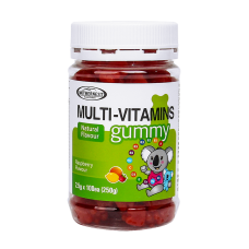 Gummy Multivitamins raspberry flavour 2.5g*100ea 250g