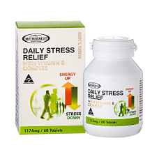 Daily Stress Relief Multivitamin 1174mg 60 caplets