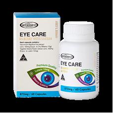 Eye Care Bilberry 10,000 + Lutein 872mg 60 caps